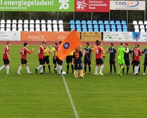 4:0 gegen HOT - wie im Pokalspiel durchgesetzt