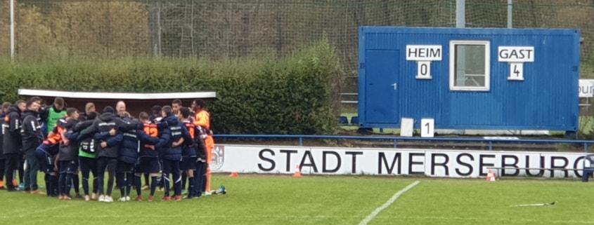 4:0 Dank starker Mannschaftsleistung - INTER siegt beim Tabellenvierten Merseburg
