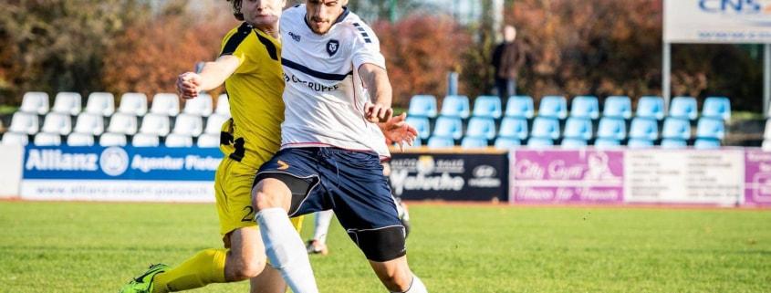 Inter Leipzig bittet Union Sandersdorf zum Duell der Tabellennachbarn