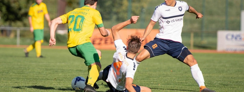 INTER Leipzig gibt bei starkem Aufsteiger aus Merseburg Visitenkarte ab