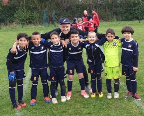 Kleinfeld-Junioren blicken auf erfolgreiches Wochenende zurück