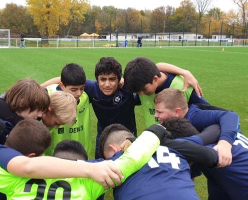 Sieg und Niederlage der INTER-Junioren am vergangenen Wochenende