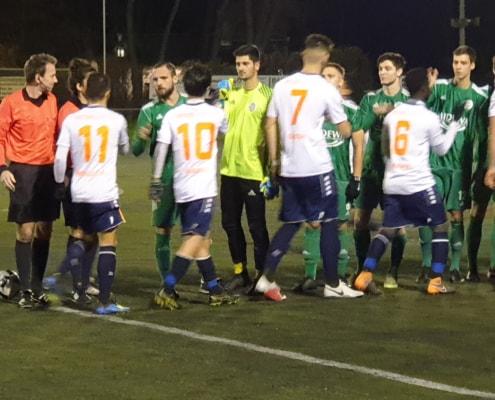 2:0 bei Union Sandersdorf - INTER gewinnt ohne Gegentreffer trotz Unterzahl