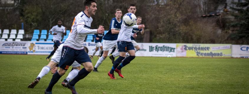 INTER will gegen den VfL 96 Halle Grundstein für Rückrunde legen