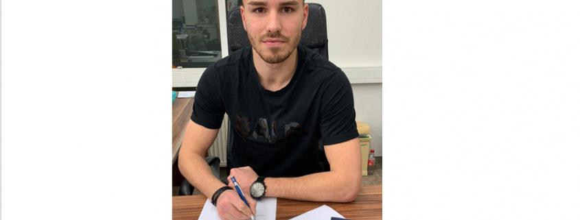 Neuer Mann fürs Tor - INTER verpflichtet Julian Knoll