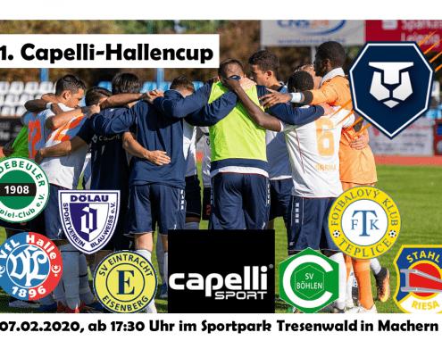 Der erste Capelli-Cup des FC International Leipzig steht bevor