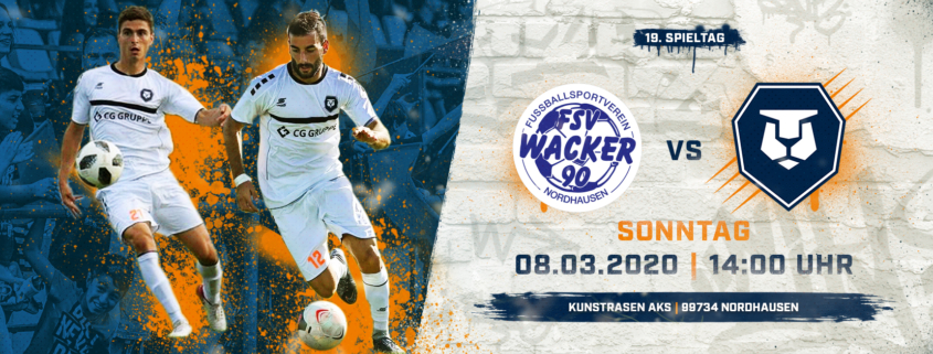 FSV Wacker Nordhausen II vs. INTER