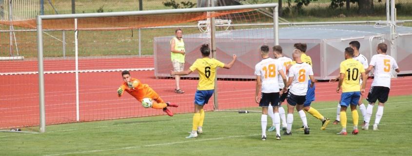 INTER erwartet ein Duell auf Augenhöhe gegen den 1.FC Merseburg