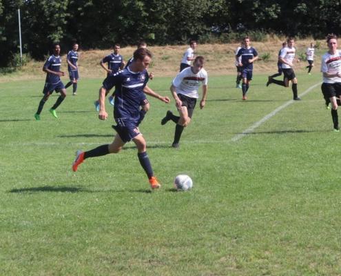 Zweite Herrenmannschaft startet mit Pokalrunde in die Pflichtspielsaison