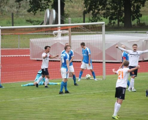 Überzeugender zweiter INTER-Heimsieg über den 1. FC Merseburg