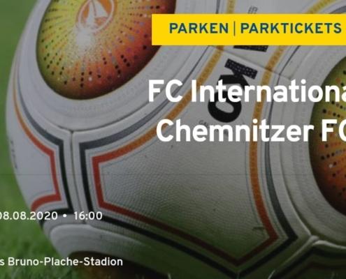 Pokalknaller gegen den Chemnitzer FC - so klappt es vor und während des Spiels