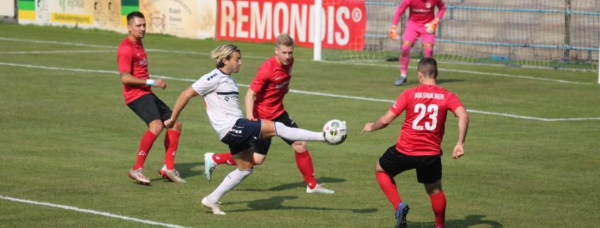 INTER bittet den FC Grimma zum Sachsenderby ins Torgauer Hafenstadion