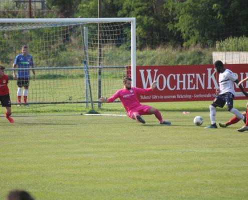 Sachsenpokal: INTER eine Runde weiter nach 5:3 bei der BSG Stahl Riesa