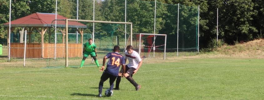 Ab in die zweite Runde: INTER-Zweite feiert Arbeitssieg im Leipziger Stadtpokal
