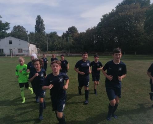 Licht und Schatten für die INTER-Junioren am Wochenende