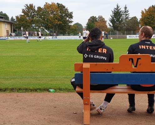 Spätes 0:1 - keine Punkte nach ordentlichem Spiel beim FC Einheit Rudolstadt