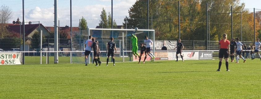 INTER wieder ohne Punkte - 0:1 beim FC An der Fahner Höhe