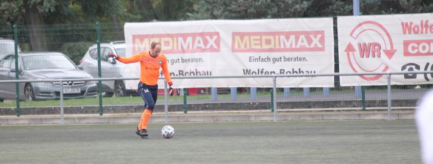 FC International Leipzig zu Gast beim Liganeuling FC An der Fahner Höhe