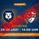 Zu viel Regen - das Oberliga-Spiel gegen den FC An der Fahner Höhe muss abgesagt werden