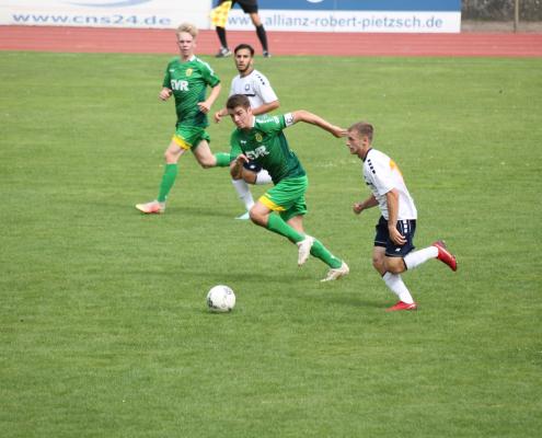 FC International Leipzig vor Auswärtsaufgabe bei Wacker Nordhausen