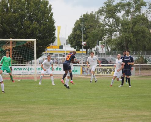 INTER Leipzig will gegen FC An der Fahner Höhe wieder in die Erfolgsspur