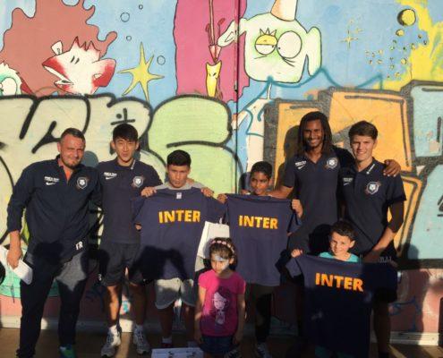 INTER Leipzig beim Internationalen Sport- und Bewegungsfest aktiv