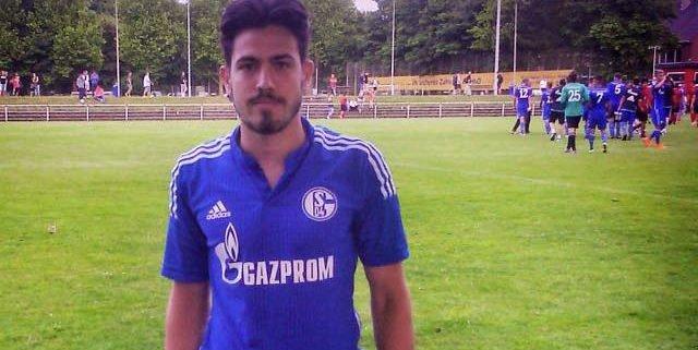 Christos Papadimitriou bei Schalke